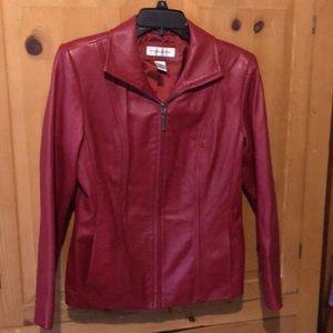 Preston & York Red Jacket